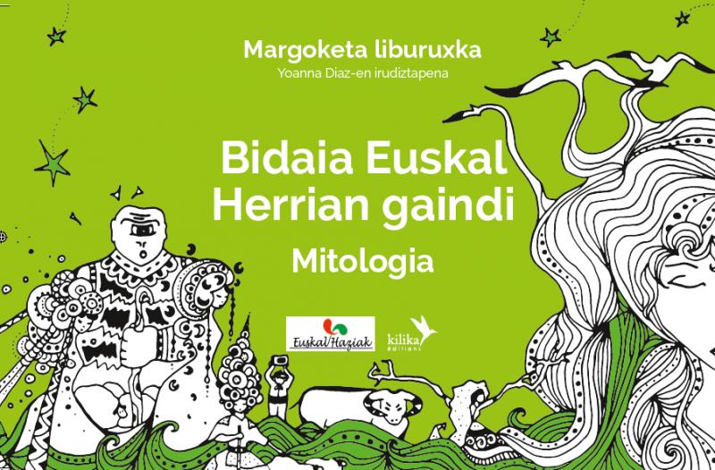 euskal-haziak-elkartearen-kondairak-euskal-mitologiaz-margoketa-liburuxka